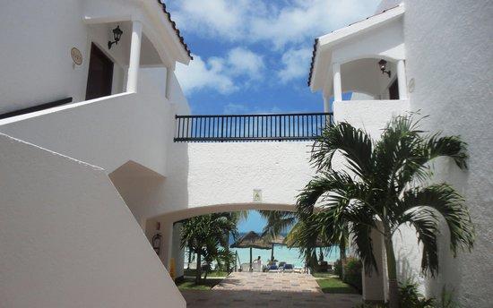 The Royal Cancun All Suites Resort: las villas