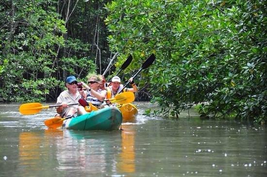 Krabi Kayak: relaxing experience