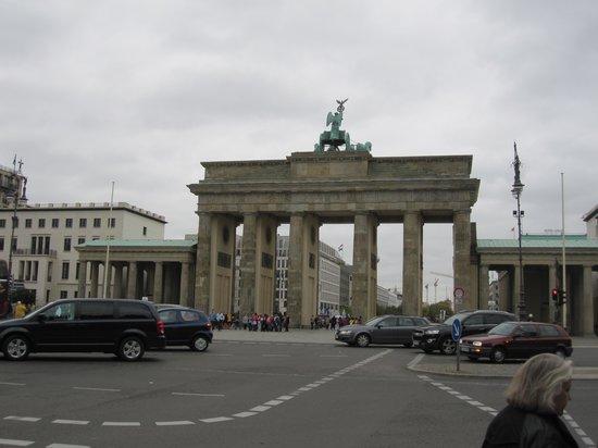 Maritim Hotel Berlin : Brandenburg Gate