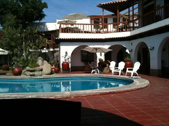 Hotel Don Agucho: Perfeito para descansar