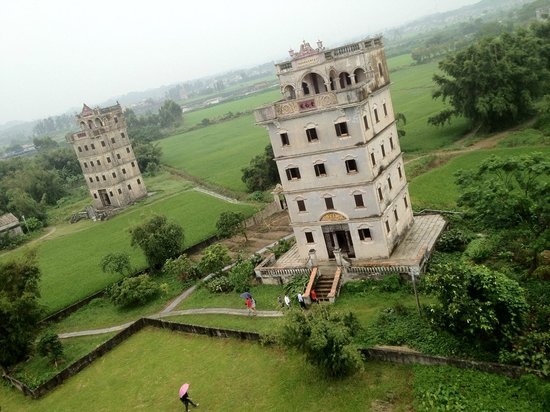 Kaiping Diaolou and Villages : 2 of the Diaolou