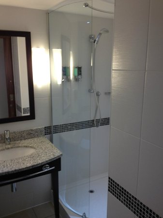 Hampton by Hilton London Croydon: Shower