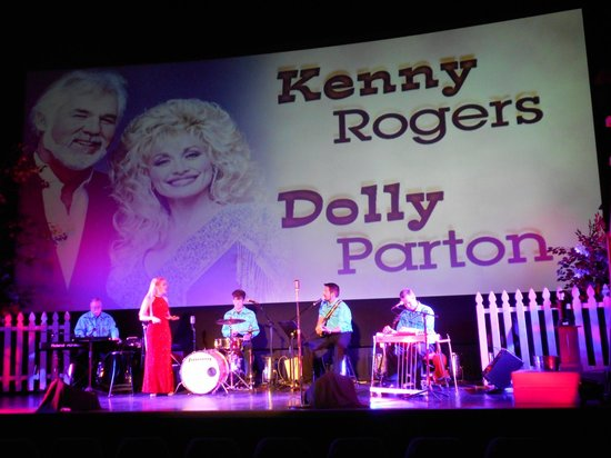 Patsy Cline & Friends: Kenny Rogers/Dolly Parton Duet