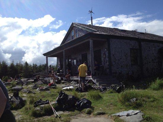 Appalachian Mountain Club High Huts: Galehead Hut