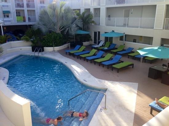 Silver Palms Inn: pool