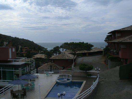 Hotel Pousada Experience Joao Fernandes: Vista da varanda do quarto