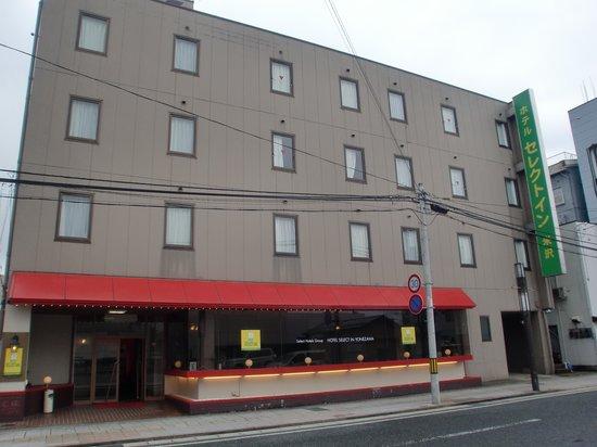 Hotel Select Inn Yonezawa: 外観