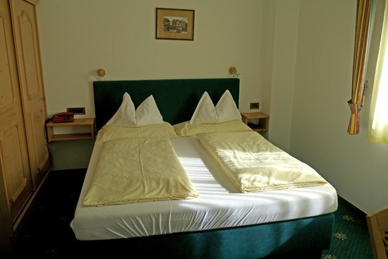 Hotel Garni Villa Park : comfy bed