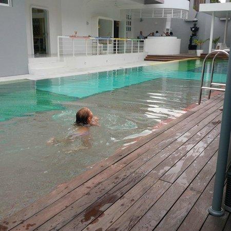 Luna2 Studiotel : pool