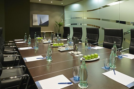 Novotel Christchurch Cathedral Square Hotel: Hurunui Boardroom