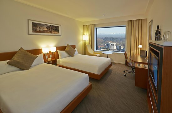 Novotel Christchurch Cathedral Square Hotel: Superior Twin Room