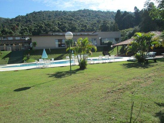 Hotel Nascentes da Serra : Area da Piscina