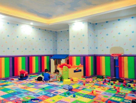 Windsor Plaza Hotel: Kids' Room