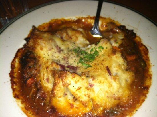 Cask and Schooner Public House & Restaurant : Shepherds Pie with lamb