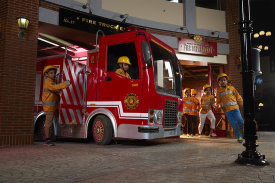 Photo of Tourist Attraction KidZania Mumbai at R City, 3rd Floor, North Wing, Mumbai (Bombay) 400086, India
