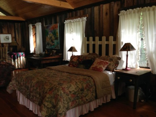 Deerwoode Lodge & Cabins : Bear cabin