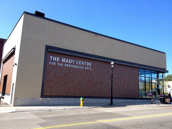 Mady Centre for the Performing Arts: Mady Centre Building