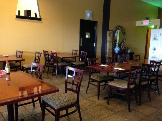 Chop Sticks: Inside the Restaurant