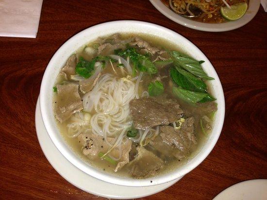 Chop Sticks: Beef Noodle Soup