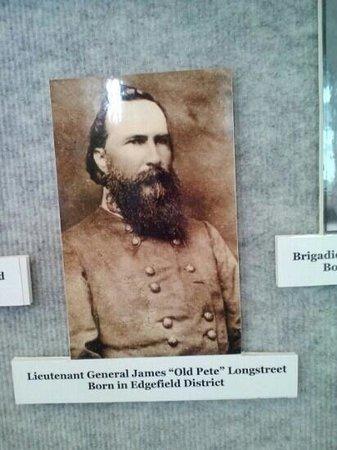 Aiken County Historical Museum: Civil war history