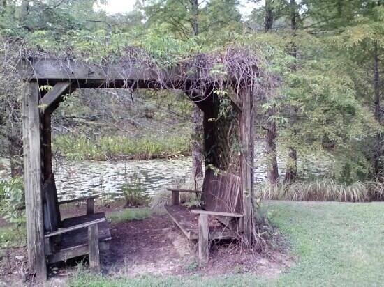 Hopelands Gardens: Sit, relax, enjoy