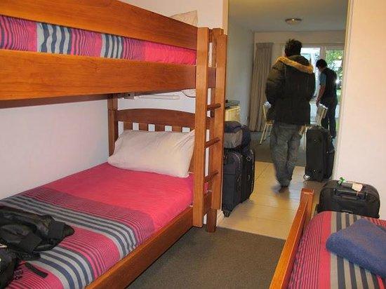 Aaron Lodge Top 10: Park Motel