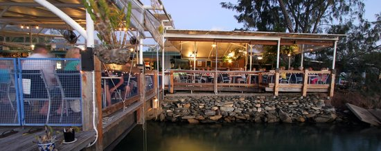On The Inlet : join us for Sunset Specials daily