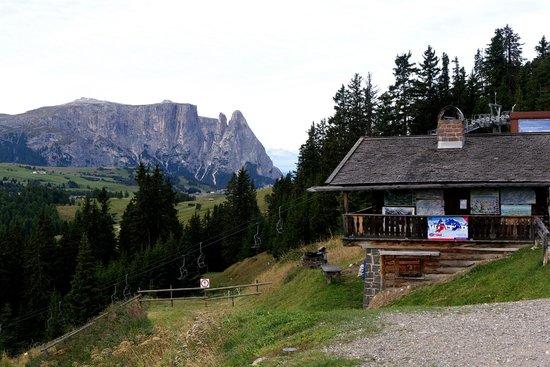 Ovovia di Ortisei - Alpe di Siusi