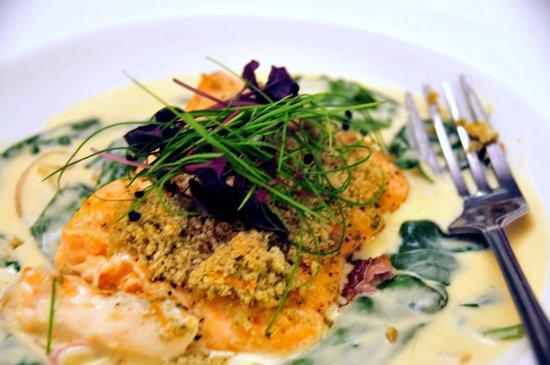 Best Western Edinburgh South Braid Hills Hotel: Dinner at Braid Hill Best Western