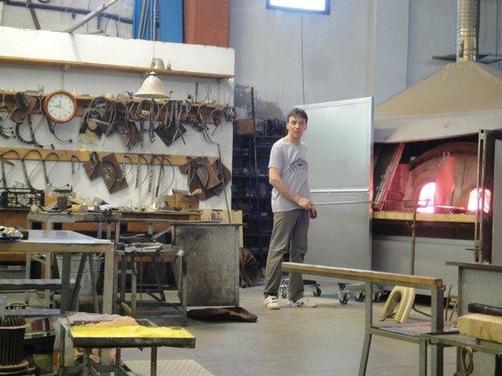 Vecchia Murano Glass Factory Tour
