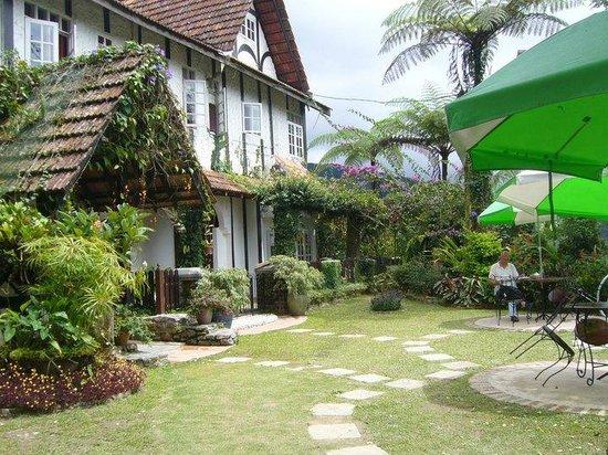 Planters Country Hotel & Restaurant: Garden