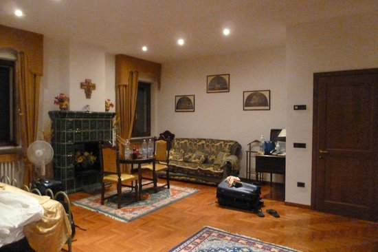 Villa Sant'Uberto Country Inn: The room