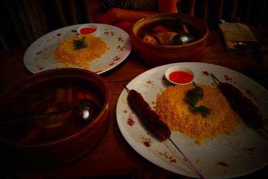 Khaima Restaurant: Couscous au top..!!!