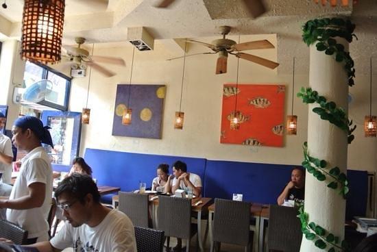 Cyma: restaurant