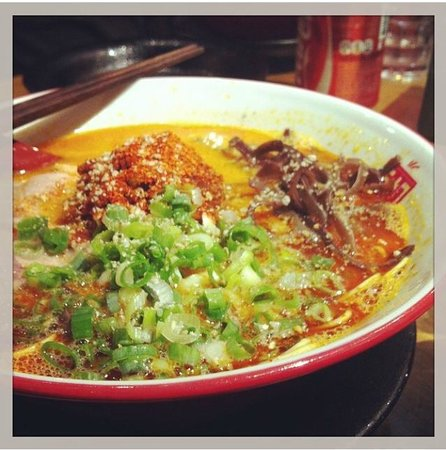 Butao Ramen: Spicy Ramen