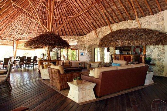 Tikehau Ninamu Resort : Coin détente