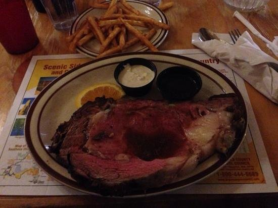 Foster's Family Steak House: Primerip