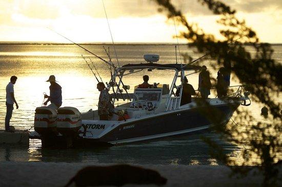 Tikehau Ninamu Resort : Activités/Loisirs