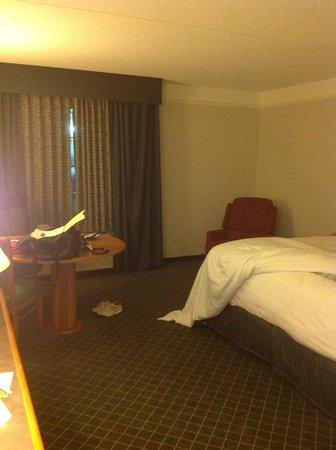 La Quinta Inn & Suites Orlando Airport North: View inside room