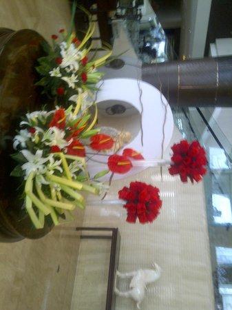 Wyndham Garden Suzhou: recepcion