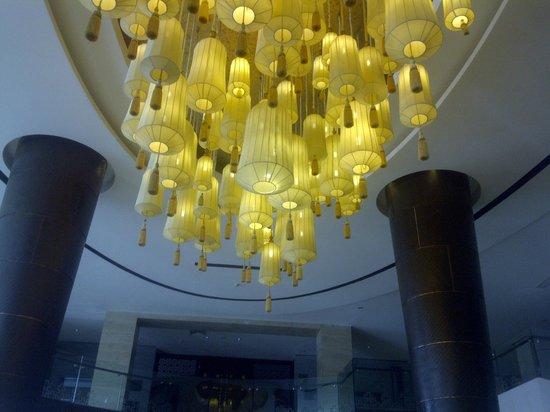 Wyndham Garden Suzhou: recpcion