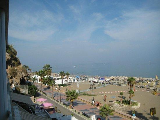 Apartamentos Roca Chica: Een prachtig uitzicht vanaf de 3e etage