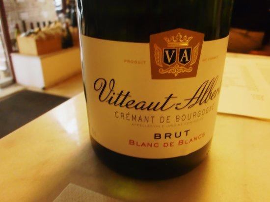 Ambassade de Bourgogne: 頂いたブルゴーニュワイン