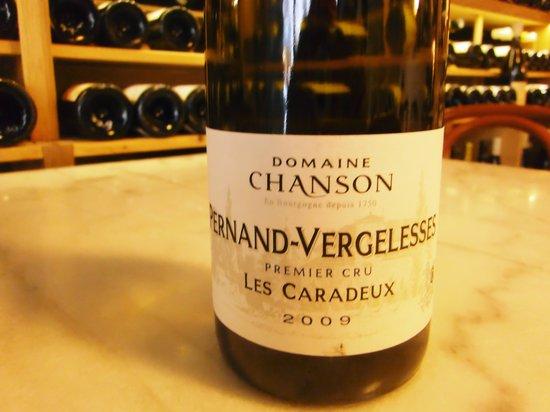 Ambassade de Bourgogne: 頂いたブルゴーニュワイン3