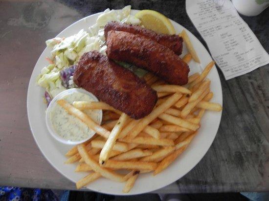 Paia Fish Market : Delicious of fresh fish