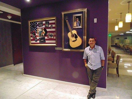 Hard Rock Hotel Panama Megapolis: es un gran museo del rock