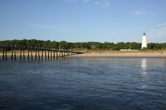 Rover Boat Tours - Carolina Rover: Georgetown Lighthouse