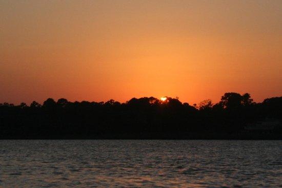 Rover Boat Tours - Carolina Rover: Sunset