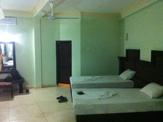Manidi Villa: familien-suite