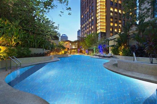 Sheraton Imperial Kuala Lumpur Hotel Swimming Pool